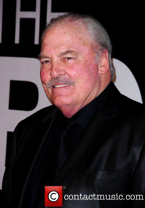 Stacy Keach at Bourne Legacy World Premiere